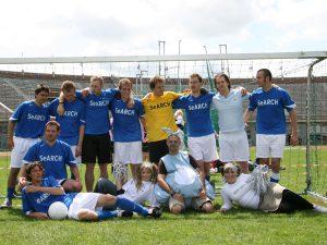 Teamfoto Teams