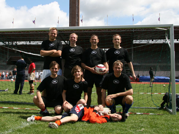 Teamfoto NL Architects