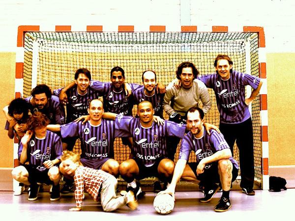 Teamfoto Dynamo Spartak