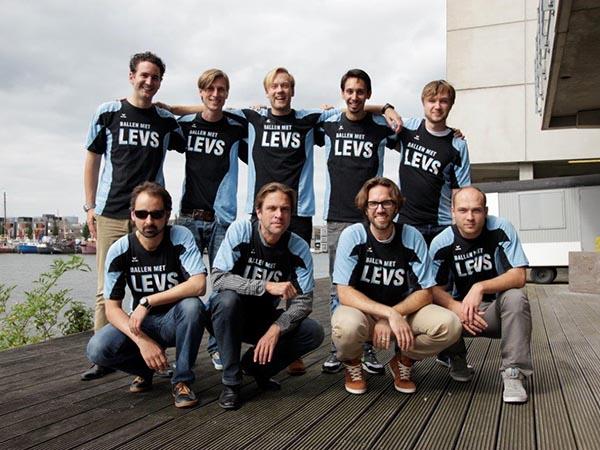 Teamfoto LEVS