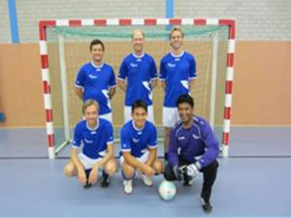 Teamfoto Royal HaskoningDHV