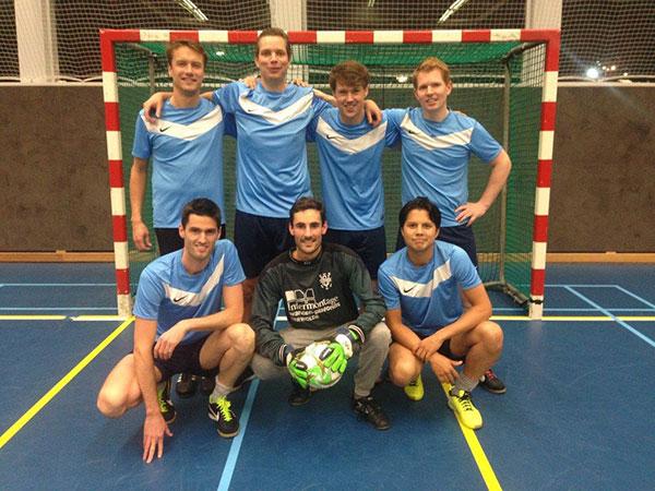 Teamfoto FC Binnenboys