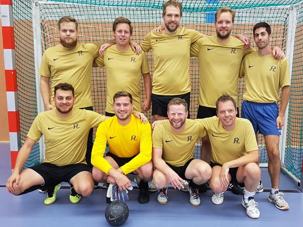 Teamfoto Rijnboutt FC
